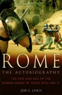 Rome: The Autobiography, Paperback Book