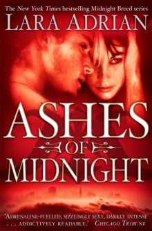 Ashes of Midnight, Paperback Book