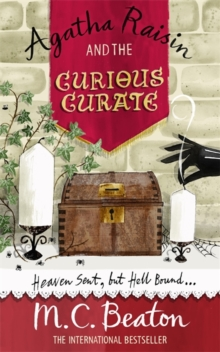 Agatha Raisin and the Curious Curate, Paperback