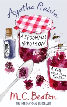Agatha Raisin and a Spoonful of Poison, Paperback