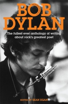 The Mammoth Book of Bob Dylan, Paperback Book