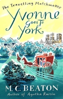 Yvonne Goes to York, Paperback Book