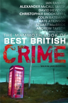 The Mammoth Book of Best British Crime : v. 8, Paperback