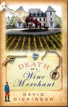 Death of a Wine Merchant, Paperback