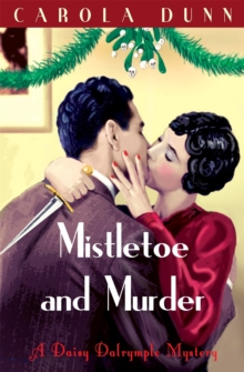 Mistletoe and Murder, Paperback