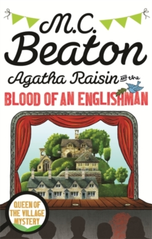 Agatha Raisin and the Blood of an Englishman, Paperback