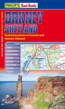 Philip's Red Books Orkney and Shetland : Leisure and Tourist, Paperback