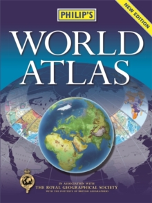Philip's World Atlas, Hardback