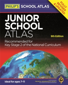 Philip's Junior School Atlas, Paperback