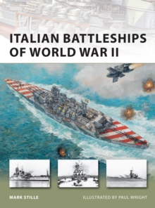 Italian Battleships of World War II, Paperback