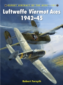 Luftwaffe Viermot Aces, 1942-45, Paperback Book