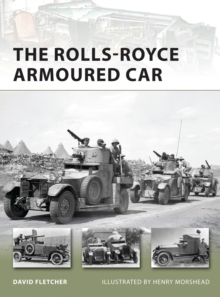 The Rolls-Royce Armoured Car, Paperback