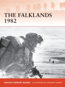 The Falklands, 1982, Paperback