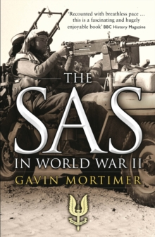 The SAS in World War II : An Illustrated History, Hardback Book
