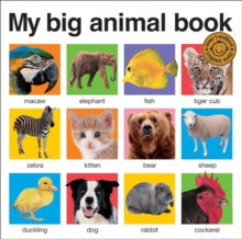 My Big Animal Book, Board book