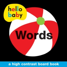 Words, Board book Book