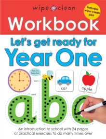 Let's Get Ready for Year One, Spiral bound Book