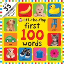 Lift-the Flap First 100 Words, Board book Book