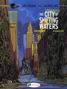 Valerian : City of the Shifting Waters v. 1, Paperback
