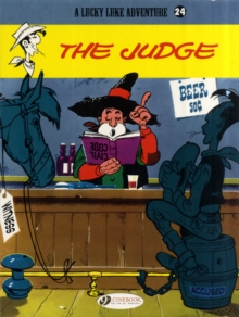 Lucky Luke : Judge v. 24, Paperback