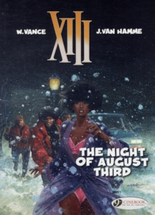 XIII : Night of August Third v. 7, Paperback