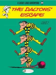 The Daltons' Escape, Paperback