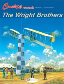 Cinebook Recounts the Wright Brothers, Paperback