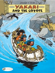 Yakari and the Coyote, Paperback Book