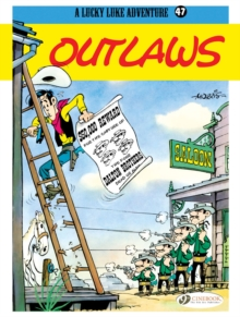 Lucky Luke : Outlaws v. 47, Paperback