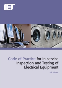 Code of Practice for In-Service Inspection and Testing of Electrical Equipment, Paperback