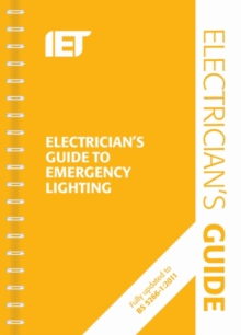 The Electricians Guide to Emergency Lighting, Spiral bound