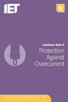 Guidance Note 6: Protection Against Overcurrent, Paperback