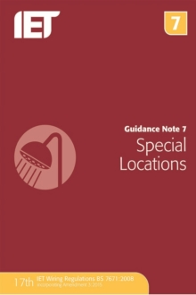 Guidance Note 7: Special Locations, Paperback
