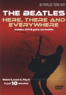 10-minute Teacher: The Beatles - Here, There and Everywhere, DVD