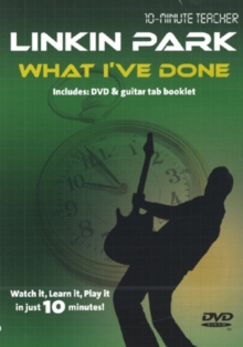 10-minute Teacher: Linkin Park - What I've Done, DVD  DVD