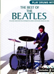 Play Drums with... the Best of The Beatles, Paperback