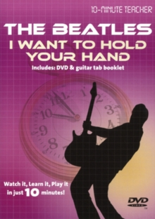10-minute Teacher: The Beatles - I Want to Hold Your Hand, DVD