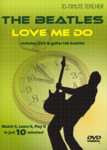 10-minute Teacher: The Beatles - Love Me Do, DVD