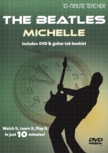 10-minute Teacher: The Beatles - Michelle, DVD