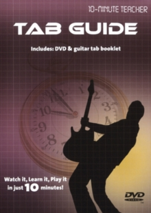 10-minute Teacher: Tab Guide, DVD