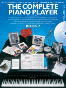 Complete Piano Player, Paperback Book