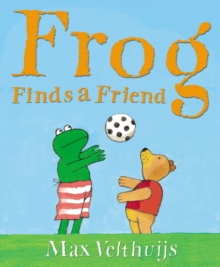 Frog Finds a Friend, Paperback