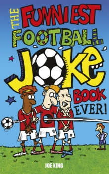 The Funniest Football Joke Book Ever!, Paperback