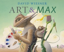 Art and Max, Paperback Book