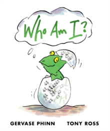 Who am I?, Hardback Book