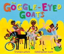 The Goggle-Eyed Goats, Hardback Book