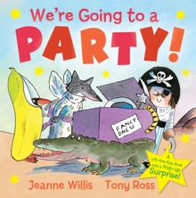 We're Going to a Party!, Paperback