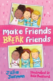 Make Friends, Break Friends, Paperback Book