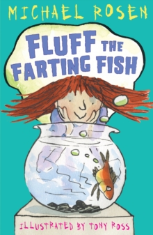 Fluff the Farting Fish, Paperback