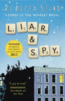 Liar and Spy, Paperback Book
